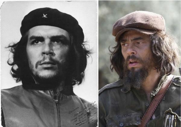 """32 Ernesto-""""Che""""-Guevara-–-Benicio-del-Toro--------------------Che"""