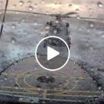 aterizare pe vapor furtuna