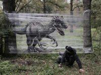 graffiti pe plastic