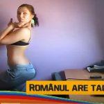romanii au talent video